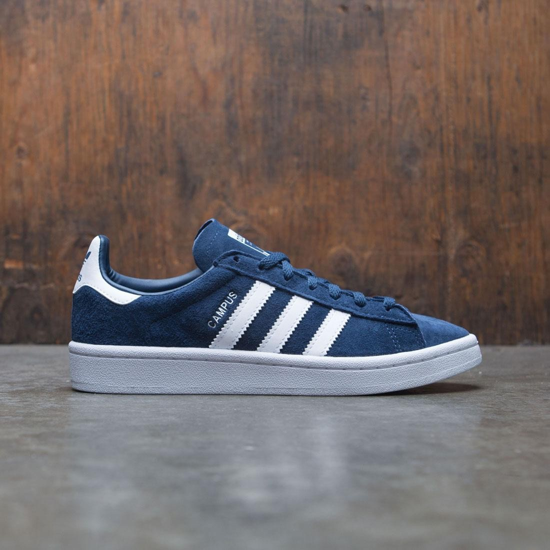 adidas adidas Campus Womens Sneakers Mineral Blue/White clearance from china wholesale price for sale discount from china best for sale outlet store locations jEzWz8CEli