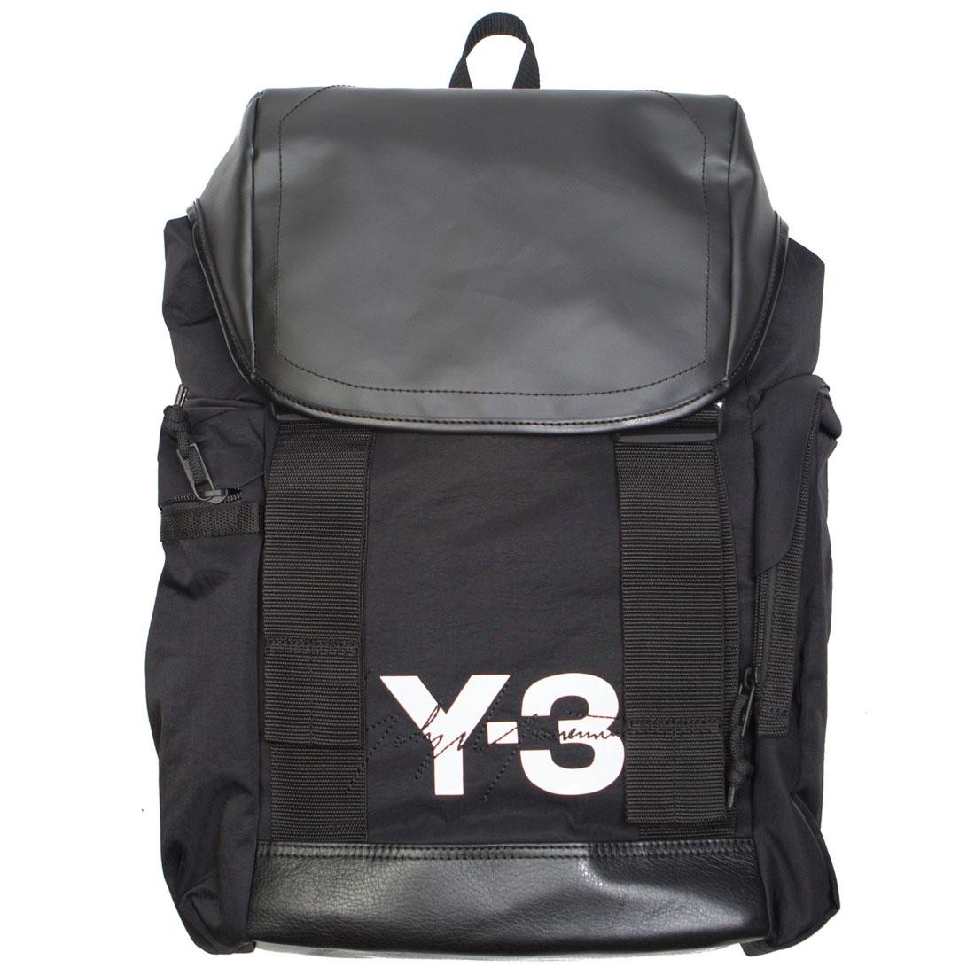 8bcb6db6b469 Adidas Y-3 Mobility Backpack black