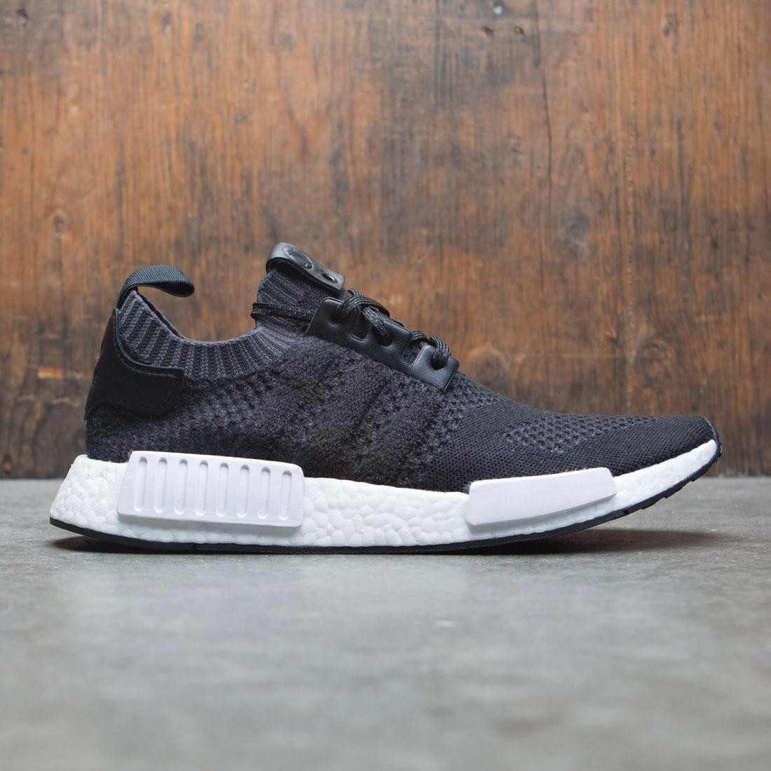 c4c39086dcb46 Adidas Consortium x A Ma Maniere x Invincible Men NMD R1 Sneaker Exchange  black night grey