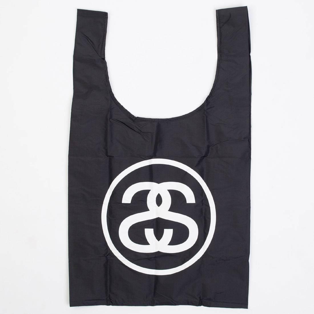Stussy SS Link Folder Up Bag (black)