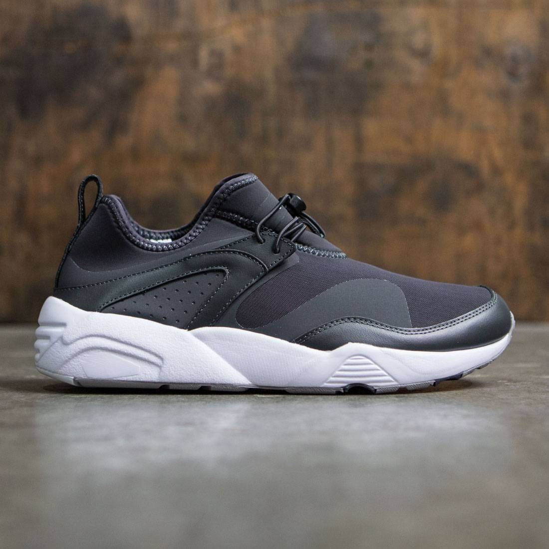 Puma x Stampd Men Blaze Of Glory Nu gray asphault white 4f9a82898