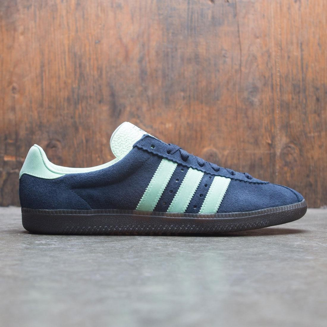 b26b8e7aee95 Adidas Men Padiham SPZL navy night navy mist jade