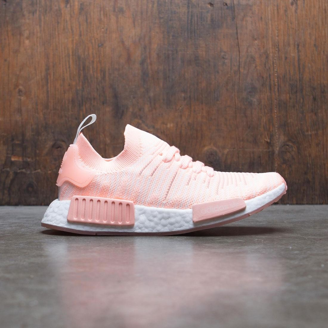 Adidas Women NMD R1 STLT PK W (orange clear orange cloud white)