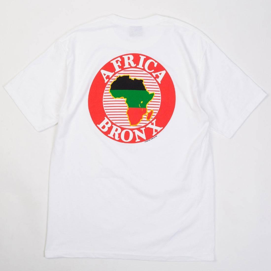 Stussy Men Africa Bronx Tee (white)