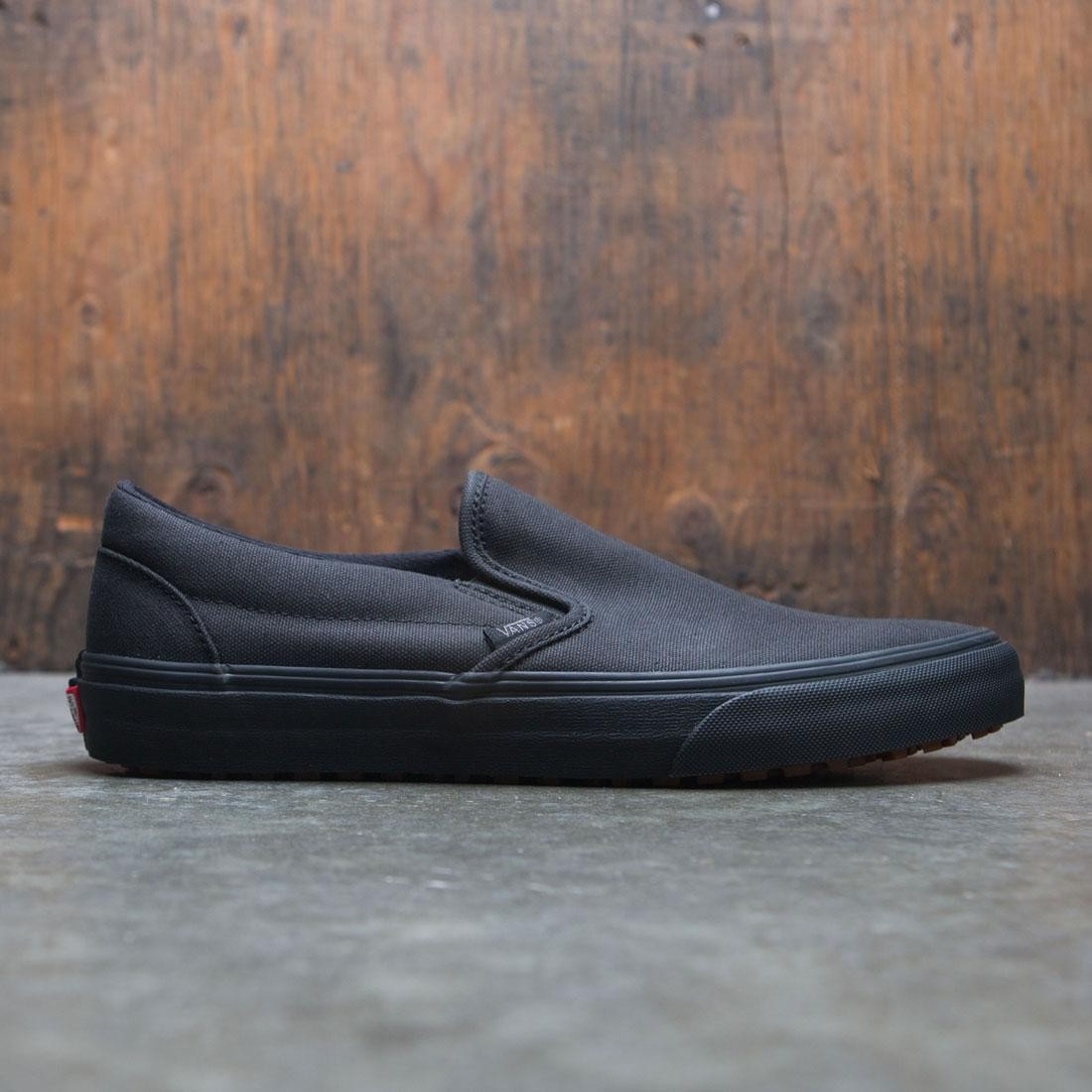 b7b095a0822 Vans Men Classic Slip-On UC - Made For The Makers black