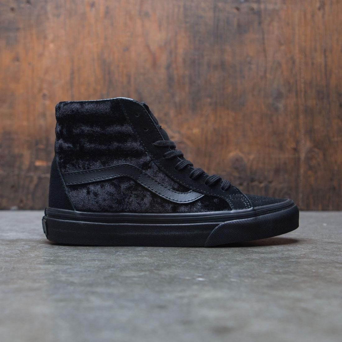 4529914be1 Vans Women SK8-Hi Reissue - Velvet black