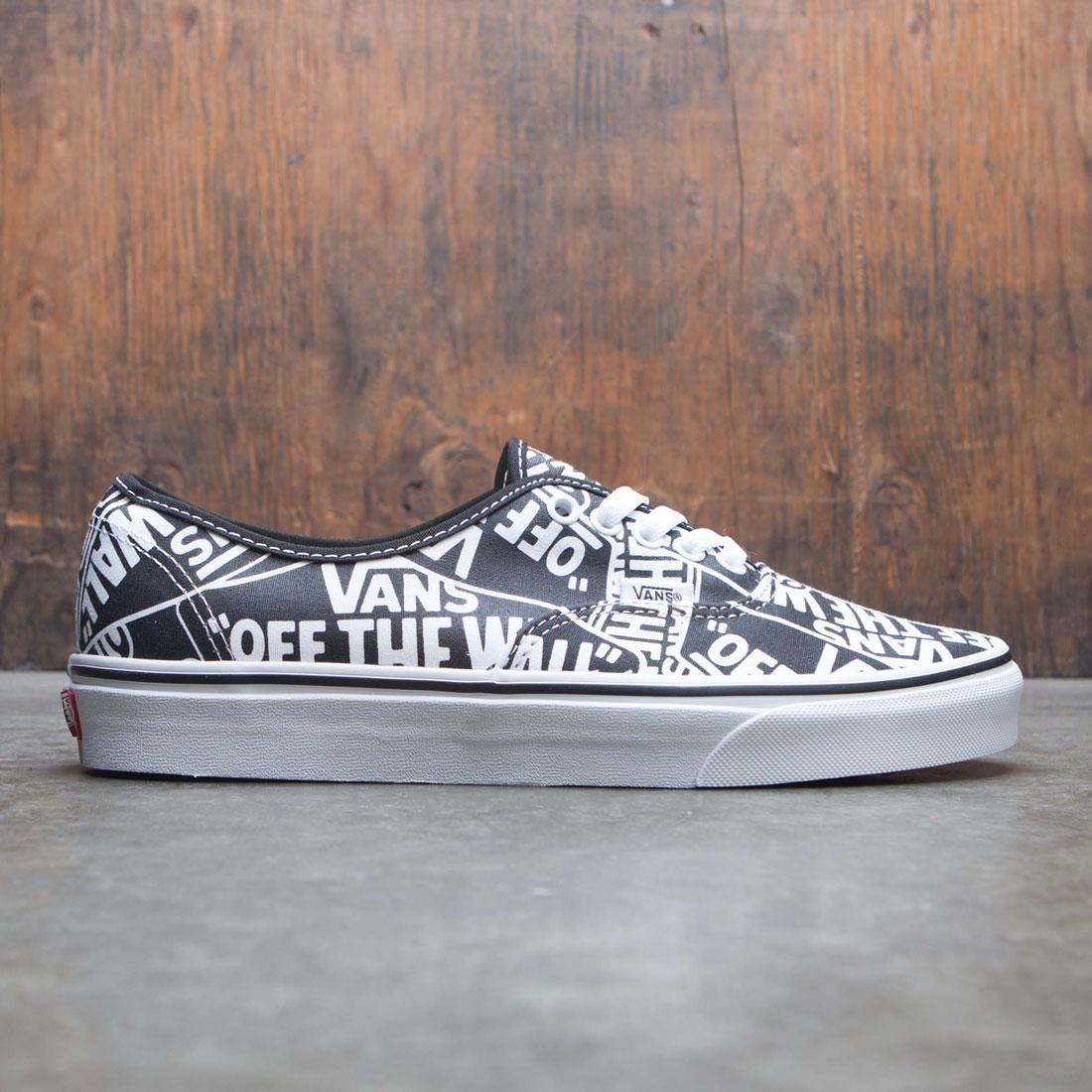 Vans Men Authentic - OTW Repeat black white