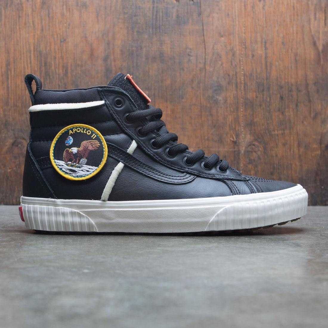authentic online here look for Vans Men SK8-Hi MTE DX - Space Voyager (black)