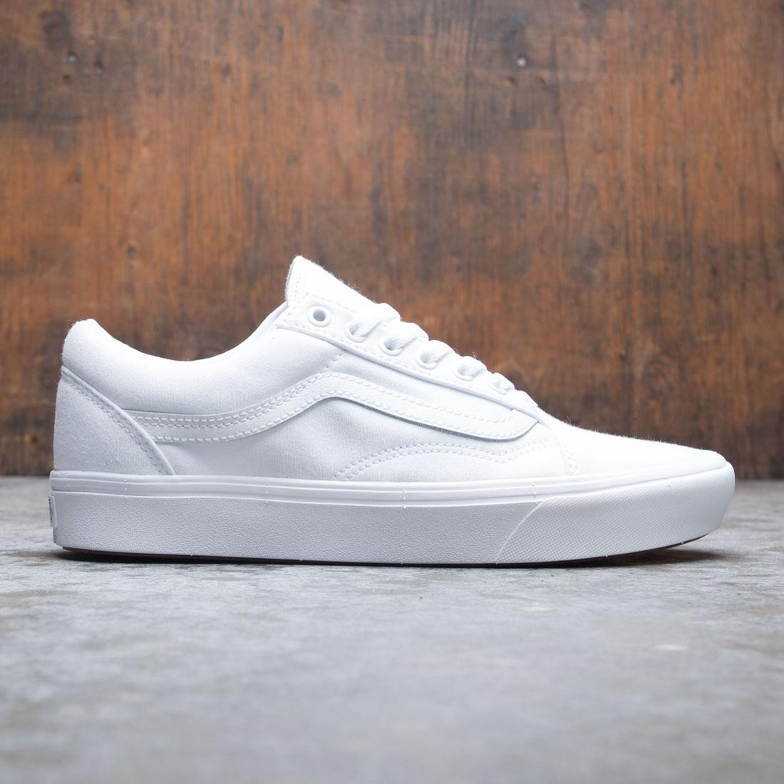 Vans Men Old Skool - Comfy Cush (white / true white)