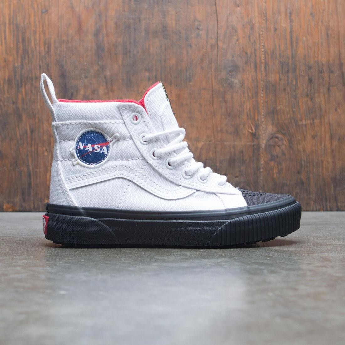 Vans Big Kids SK8-Hi MTE - Space Voyager (black / white)