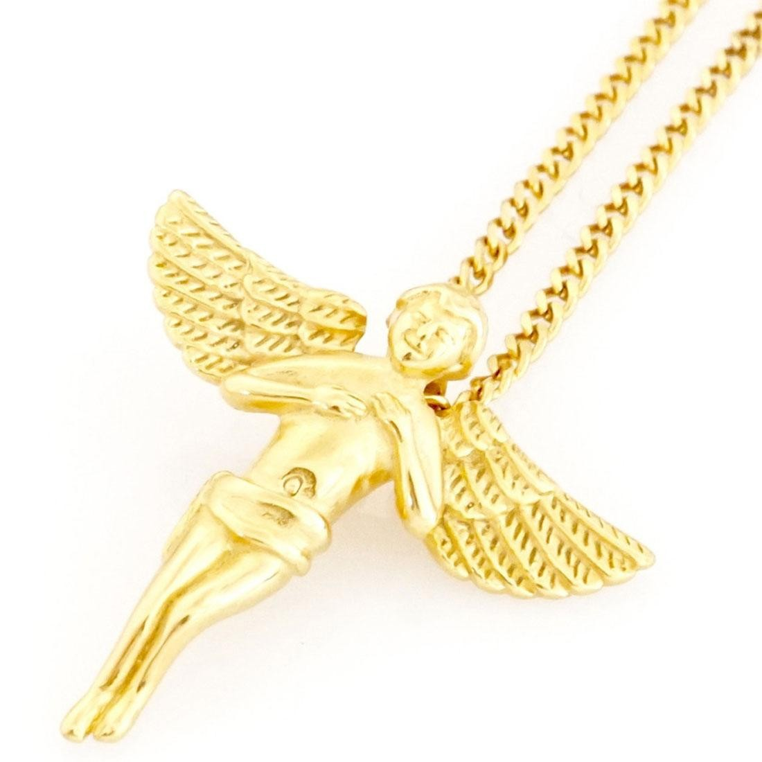 Veritas Aequitas Vigiles II Necklace (gold)