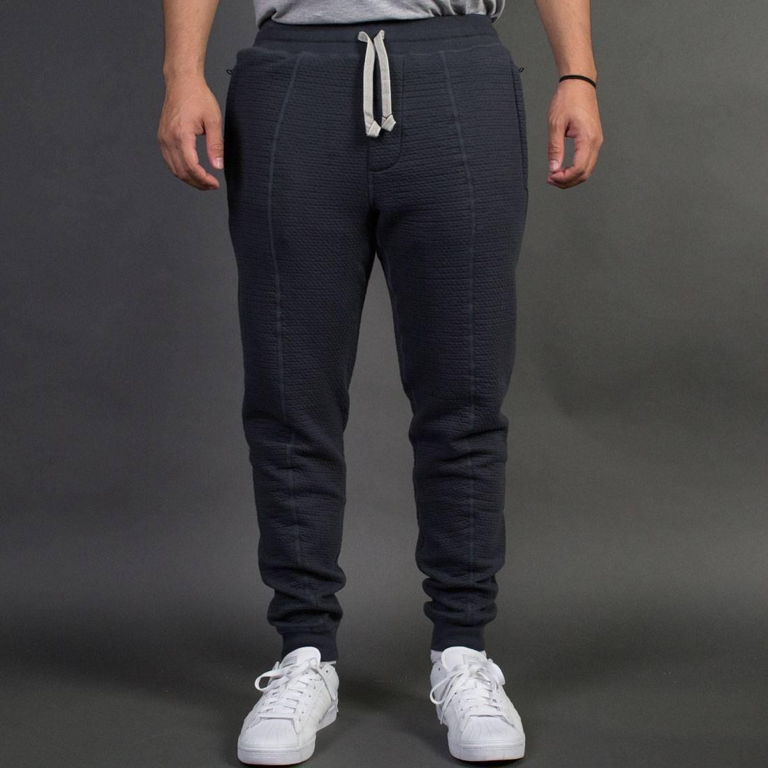 Adidas x Wings + Horns Men Cabin Fleece Pants (gray / night grey)