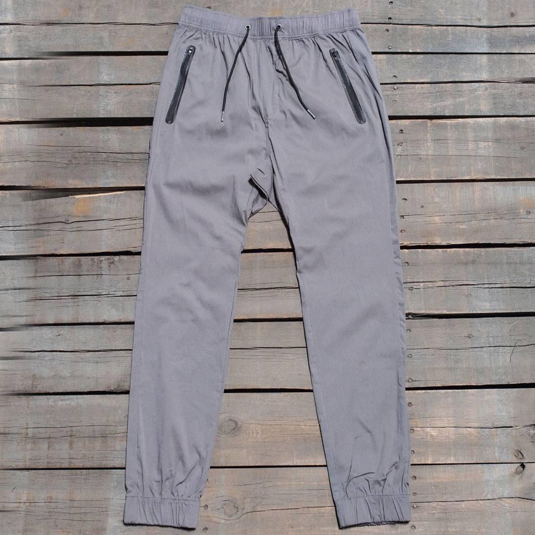 Zanerobe Men Dropshot Tech Pants (gray / cement)