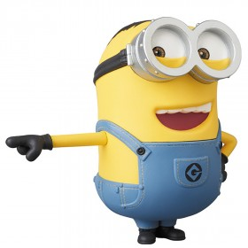 PREORDER - Medicom UDF Despicable ME Minions Dave Ultra Detail Figure (yellow)