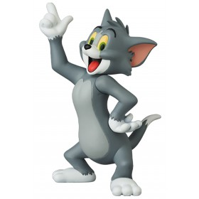 PREORDER - Medicom UDF Tom And Jerry - Tom Figure (gray)