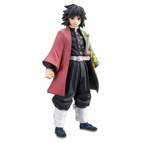 PREORDER - Banpresto Kimetsu no Yaiba Figure Vol. 5 Giyu Tomioka Figure Re-Run (black)