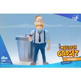 PREORDER - Blitzway 5Pro Studio Mega Hero Inspector Gadget - Quimby Figure (blue)
