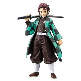 PREORDER - Banpresto Kimetsu No Yaiba Figure Vol.1 Tanjirou Kamado Figure Re-Run (green)