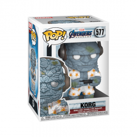 Funko POP Marvel Endgame Gamer Korg (blue)