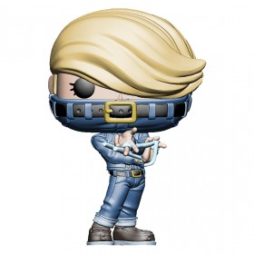 PREORDER - Funko POP Animation My Hero Academia - Best Jeanist (blue)