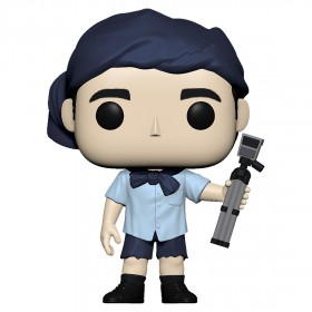 PREORDER - Funko POP TV The Office - Michael As Survivor (blue)