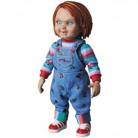 PREORDER - Medicom MAFEX Child's Play 2 Good Guy Figure (blue)