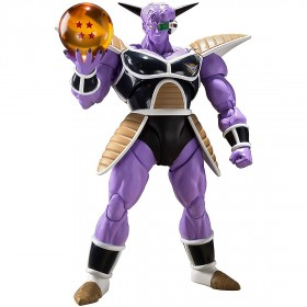 PREORDER - Bandai S.H.Figuarts Dragon Ball Captain Ginyu Figure (purple)