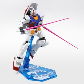 Bandai Gundam Universe RX-78-2 Gundam Figure With Special Stage Stand (white)