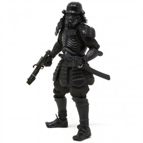 Bandai Meisho Movie Realization Star Wars Onmitsu Shadowtrooper Figure (black)