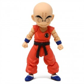 Bandai S.H.Figuarts Dragon Ball Krillin Childhood Figure (orange)