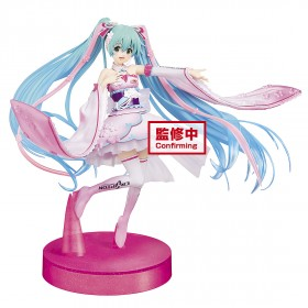 PREORDER - Banpresto Hatsune Miku Racing 2019 Kimono Ver. Espresto Est Dress And Hair Prize Figure (pink)