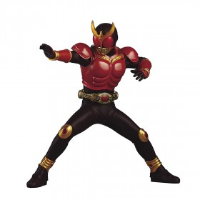 PREORDER - Banpresto Kamen Rider Kuuga Hero's Brave Mighty Form Ver. B Statue Figure (red)