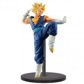 Banpresto Dragon Ball Super Son Goku Fes!! Vol 11 Super Saiyan Vegito Figure (blue)
