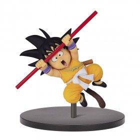 Banpresto Dragon Ball Super Son Goku Fes!! Vol 12 Son Goku Kids (yellow)