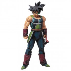 Banpresto Dragon Ball Z Grandista Manga Dimensions Bardock Figure (blue)