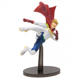 Banpresto My Hero Academia The Amazing Heroes Vol 8 Lemillion Figure (white)