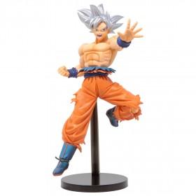 Banpresto Dragon Ball Super Chosenshi Retsuden II Vol.1 Ultra Instinct Son Goku Figure (silver)