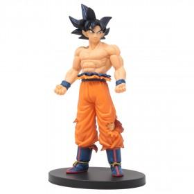 Banpresto Dragon Ball Super Creator x Creator Ultra Instinct Sign Son Goku Figure (orange)