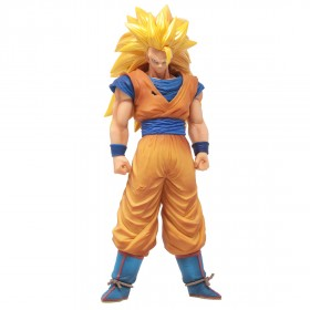 Banpresto Dragon Ball Z Grandista Nero Son Goku Figure (orange)