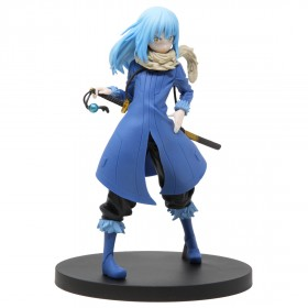 Banpresto That Time I Got Reincarnated as a Slime Otherworlder Vol.1 Rimuru Tempest Figure (blue)