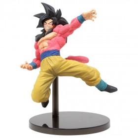 Banpresto Dragon Ball Super Son Goku Fes!! Vol 6 Super Saiyan 4 Goku Figure (red)