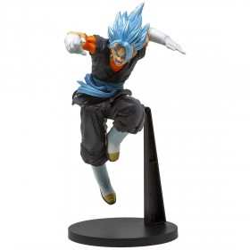 Banpresto Super Dragon Ball Heroes Transcendence Art Vol. 3 Super Saiyan Blue Vegito Figure (blue)