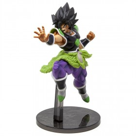Banpresto Dragon Ball Super The Movie Ultimate Soldiers The Movie Vol 1 Rage Mode Broly (green)