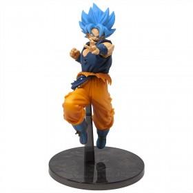 Banpresto Dragon Ball Super The Movie Ultimate Soldiers The Movie Vol 2 Super Saiyan Blue Goku Figure (blue)