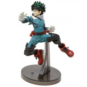 Banpresto My Hero Academia The Amazing Heroes Vol.1 Deku Izuku Midoriya (green)