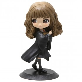 Banpresto Q Posket Harry Potter Hermione Granger Figure - Normal Color Ver. A (brown)