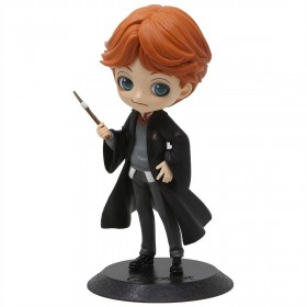 Banpresto Q Posket Harry Potter Ron Weasley Figure - Normal Color Ver. A (brown)