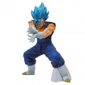 Banpresto Dragon Ball Super Vegito Final Kamehameha Ver. 4 Super Saiyan God Super Saiyan Vegito Figure (blue)