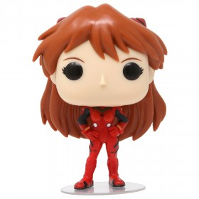 Funko POP Animation Evangelion - Asuka Langley Soryu (red)