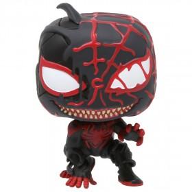 Funko POP Marvel Spider-Man Maximum Venom - Venomized Miles Morales (black)